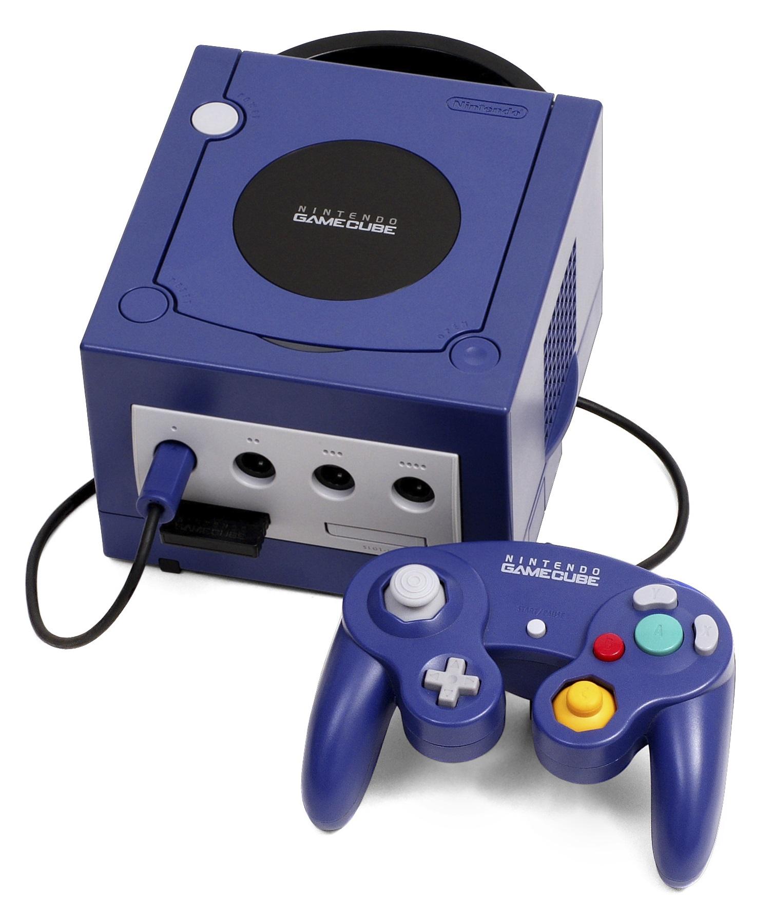 image de la console Gamecube