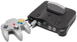 image de la console N64