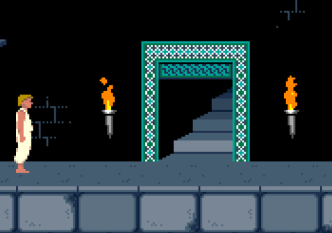 Passage prince of persia