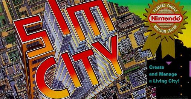 sim city banniere