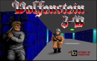 image de mise en avant wolfenstein 3D