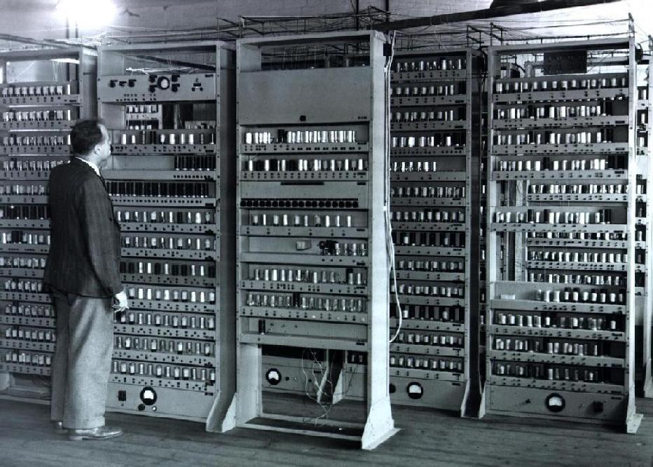EDSAC ordinateur 1952