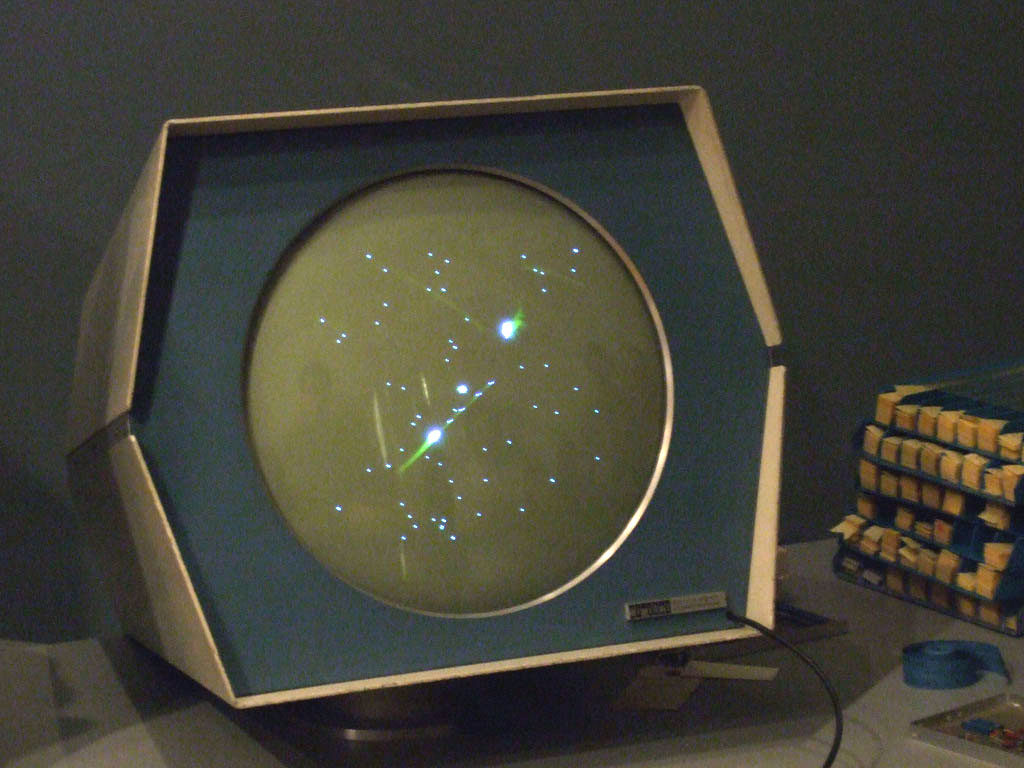Galaxy wars 1966 sur pdp-1