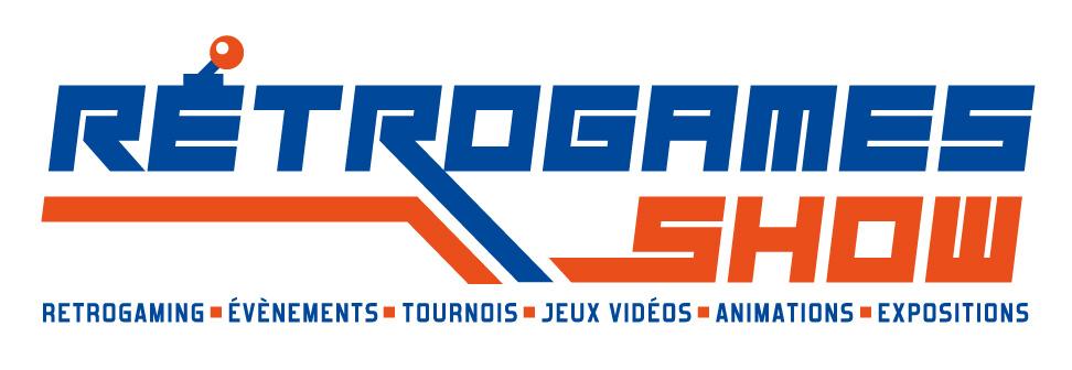 Logo Retrogames show