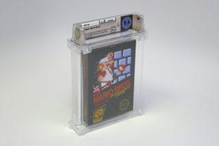 Super Mario Bros. Photo Courtoisie   Heritage Auctions