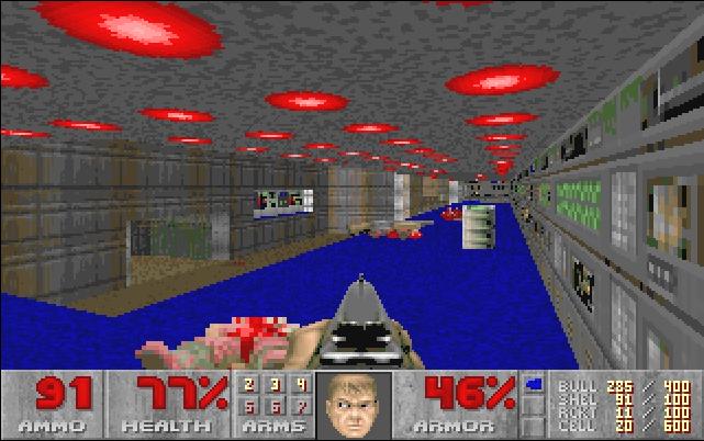 Doom niveau 4