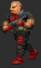 Image de sergent zombi