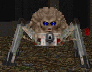 image spiderdemon doom