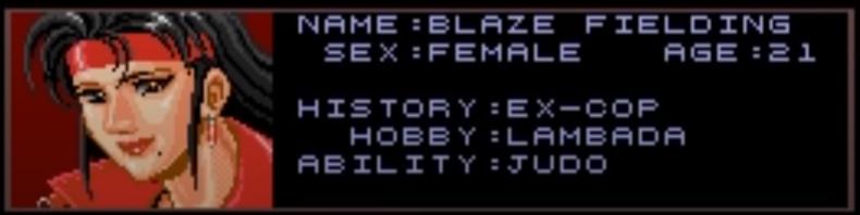 BLAZE FEILDING