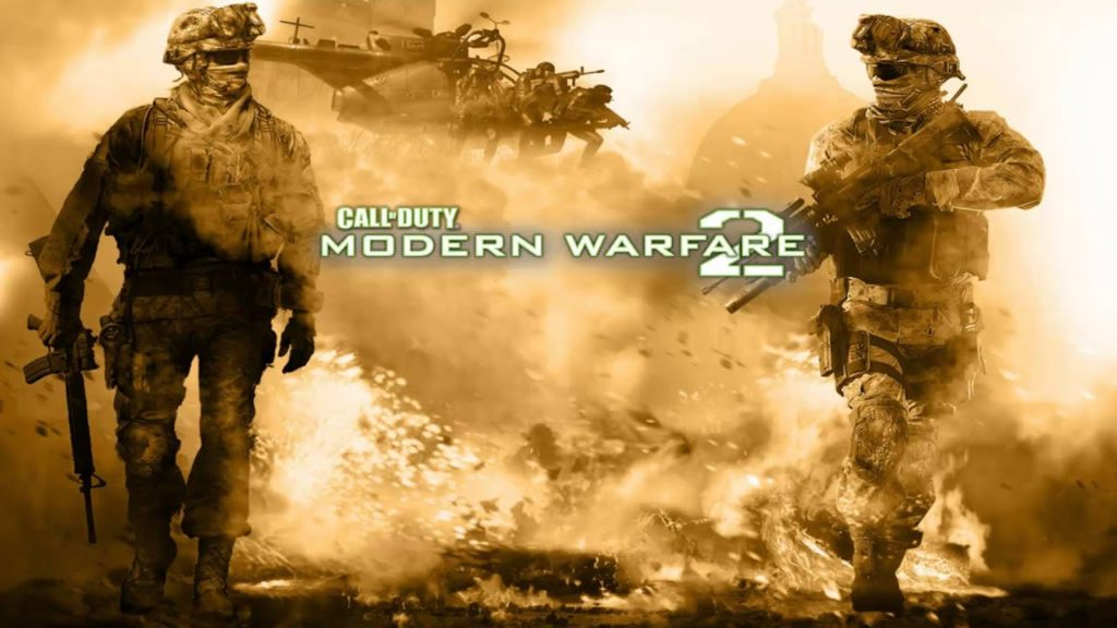 Call of duty modern warefare 2