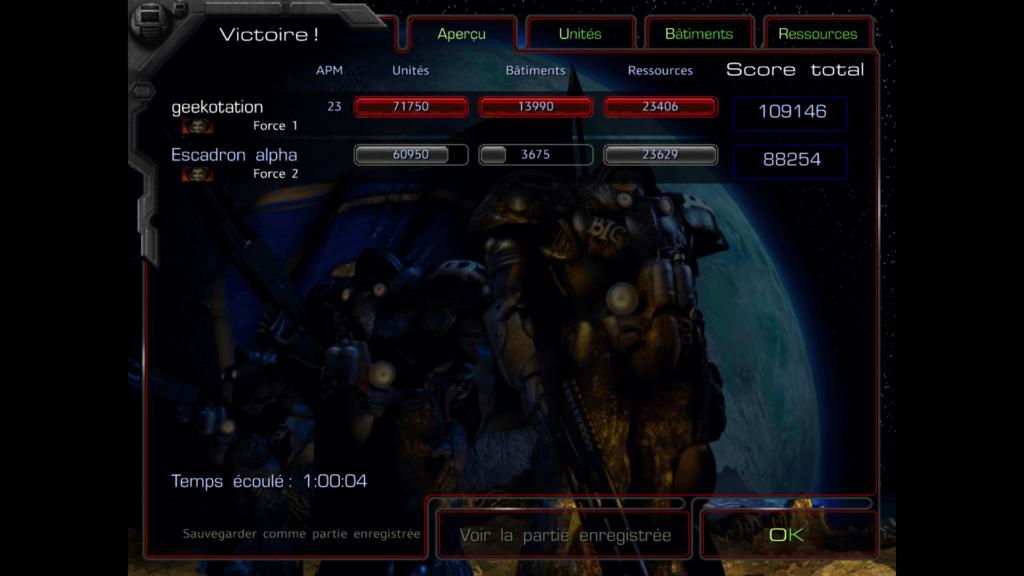 Image de geekotation sur Starcraft