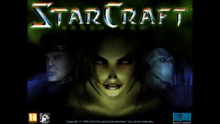 Image lancement starCraft